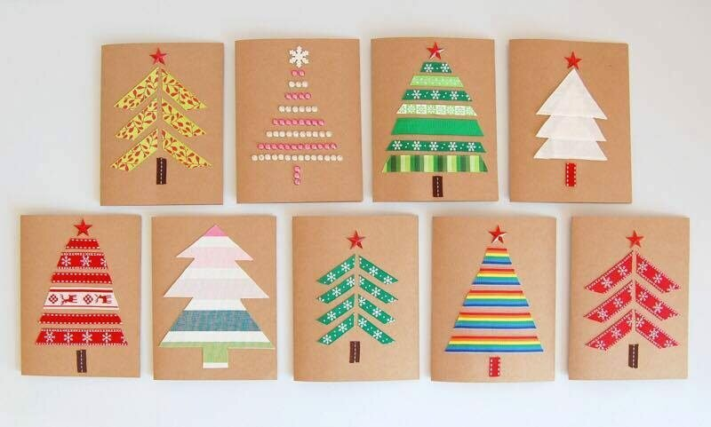 Craft Your Christmas Card at Wild Rumpus
