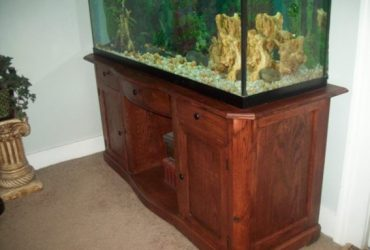 Fish Tank Stand and Television Stand